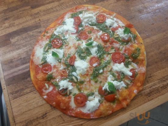 pizza tonda