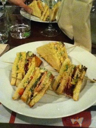Club sandwich\r\n