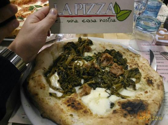 La Pizza è Cosa Nostra