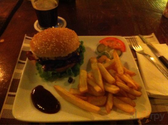 Hamburger Texano, da provare assolutamente.
