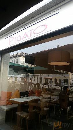 Pigato - Clubhouse Sandwich