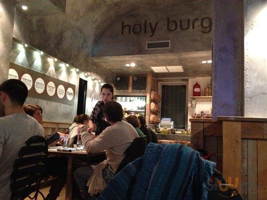 Ham Holy Burger - Milano, via Palermo