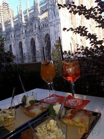 Terrazza Aperol A Milano Menù Prezzi Recensioni Del