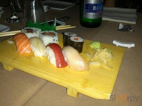 So Grill Sushi