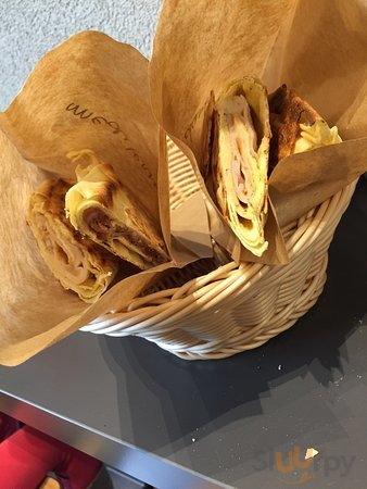 Rivisitazione originale del pane carasau sardo.