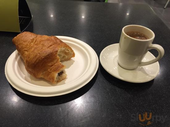 Most expensive croissant i've had in my entire life.