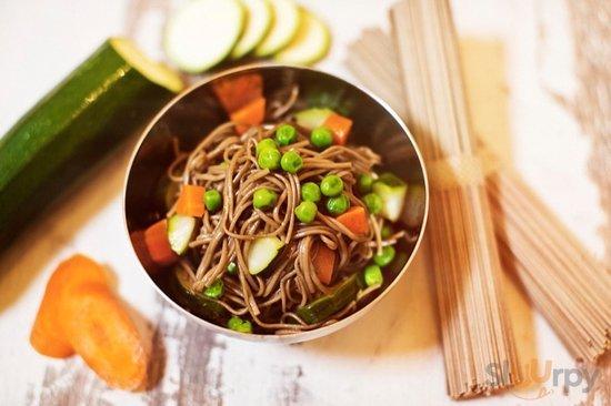 International Food Experience   Vegan World