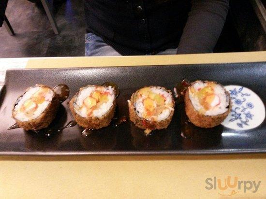 Cafe Sushi Restaurant Gran Gusto