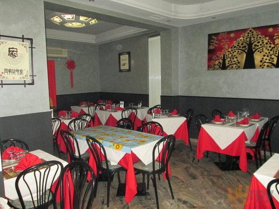 l'angolo di ristorante