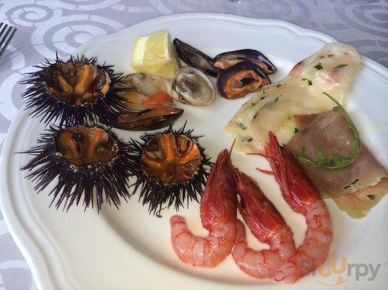 Altro che sashimi...