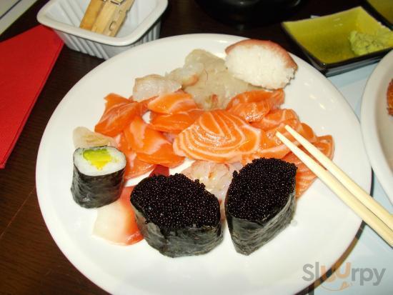 Il mio piatto di sushi - Yammy Wok