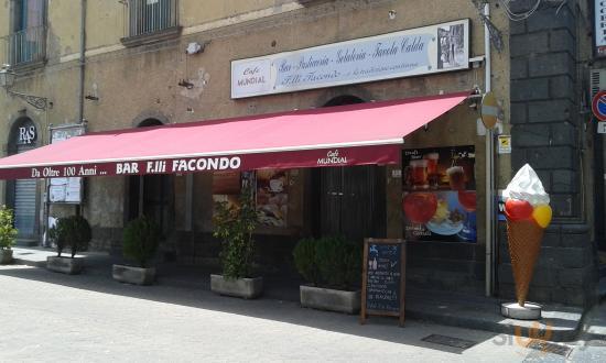 Bar Pasticceria Gelateria Wine Bar F.lli Facondo, Randazzo