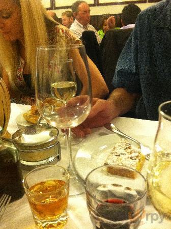 after dinner drinks and dessert