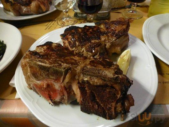 Bistecca alla Florentina