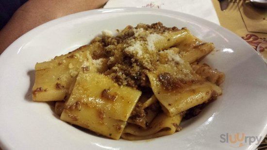 AMAZING PASTA WITH MEAT SAUCE!