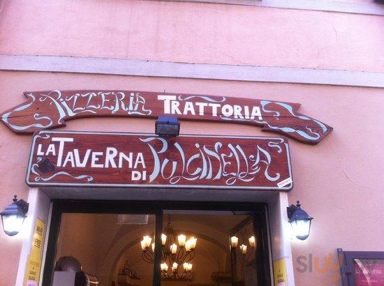 Trattoria Pizzeria vera pizza napoletana