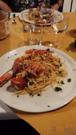 Spaghetti all'astice stellari!!