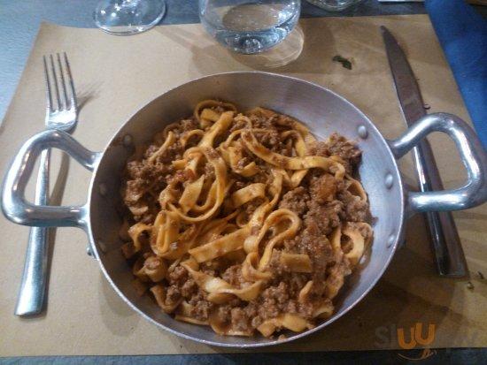 lasagne al ragu' toscano