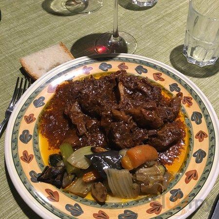 Antipasti e cena Senese