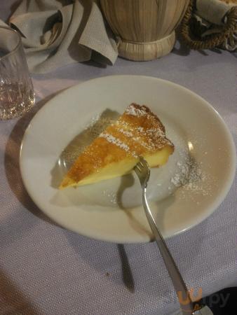 Torta di crema