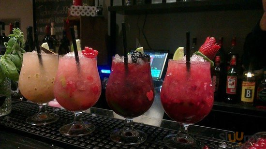 best cocktails with fresh fruits