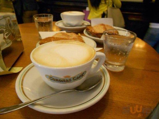 Coronas Cafe