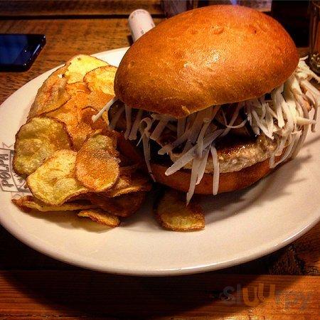 Hamburger Coccio con burger di tacchino