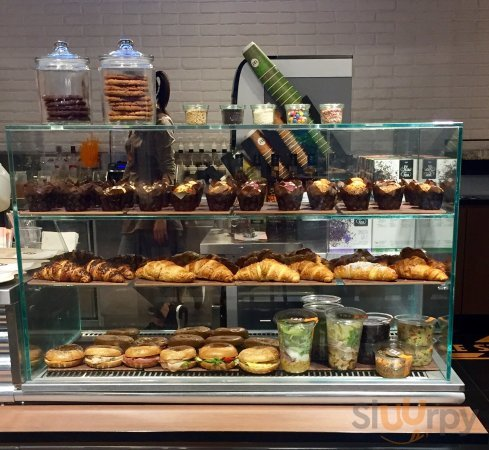 Bagels, muffins and other