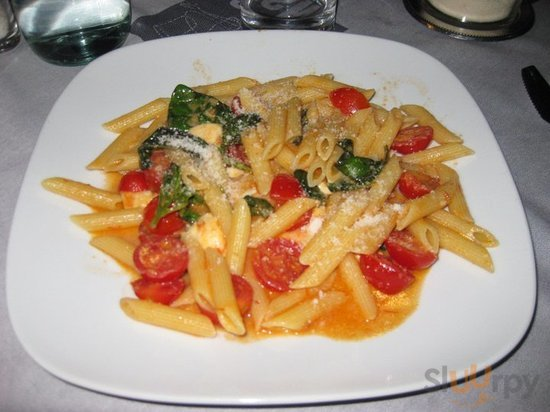 Penne ala Something Or Other