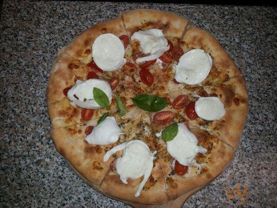 500 Volte Pizza