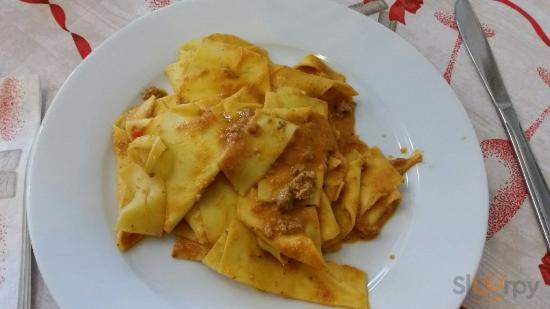lasagnette al sugo