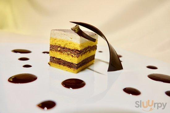 Trancetto ai tre cioccolati