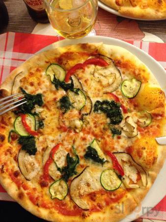 Del\u00edcia de pizza
