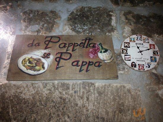 Cantina Da Pappetta Se Pappa