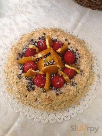 Una deliziosa torta
