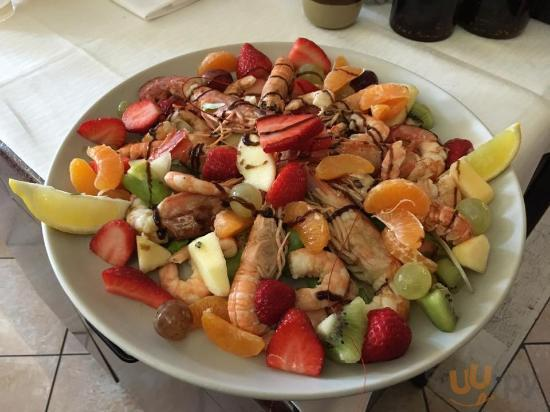 catalana di frutta