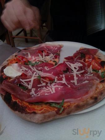 Pizza della casa...che meraviglia!!!