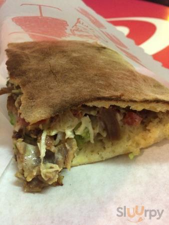 Il migliore Kebab di Treviso ( e anche di Milano e Bologna per il momento! )