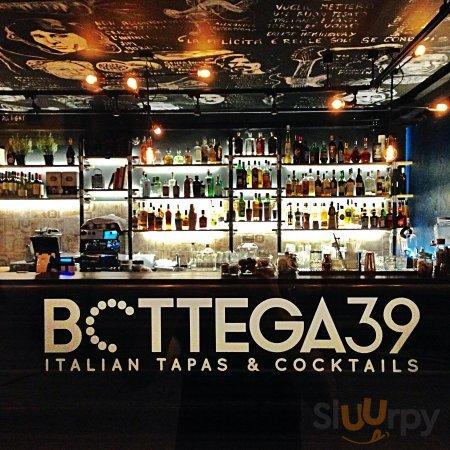 BOTTEGA 39 Italian Tapas & Cocktails