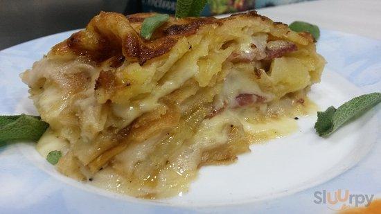 La parmigiana di patate \ud83d\ude0d