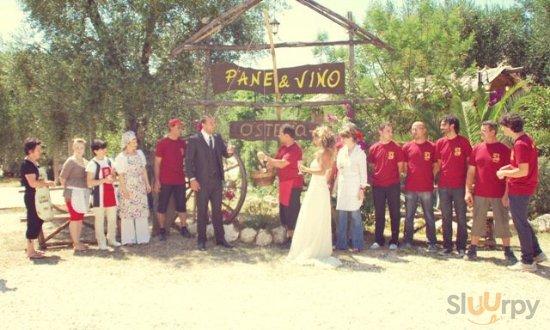 Agriturismo Osteria Pane e vino