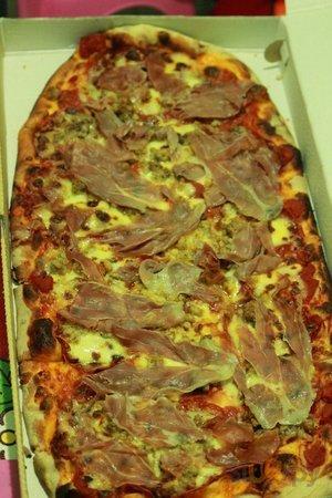 Il piacere della pizza + speak