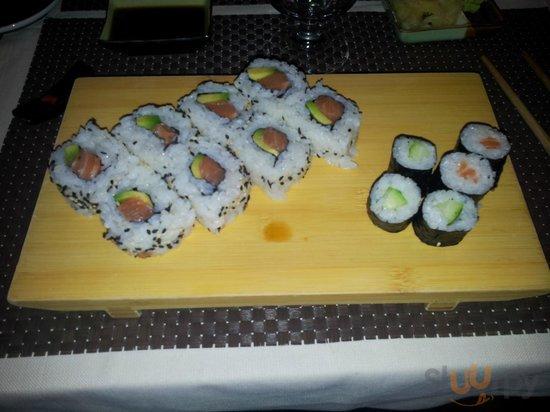 Maki menu...
