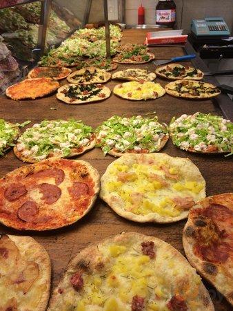 Mini Pizza 110% e lode!!!!