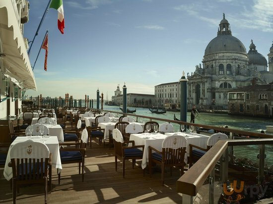 Club del Doge Grand Canal Terrace