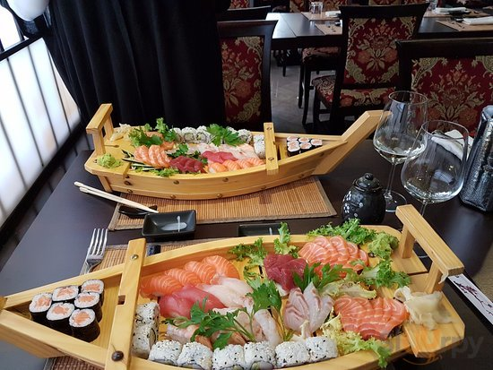sushi e sashimi di ottima qualit\u00e0!