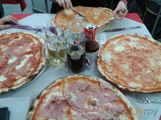 Le pizze del Verdi