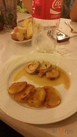 Ariosta di maiale con patate