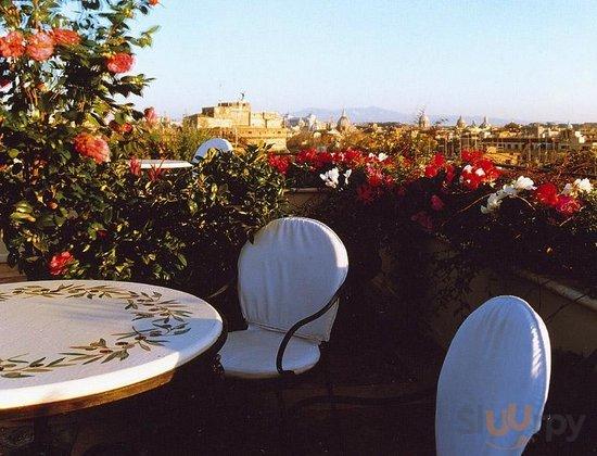 Les Etoiles Roof Garden A Roma Menù Prezzi Recensioni