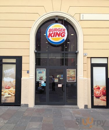 Burger King Bolzano - Entrance